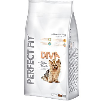 Perfect Fit Diva con pollo Paquete 2,25 kg