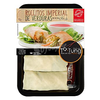 Ta Tung Rollito imperial de verduras 280 g