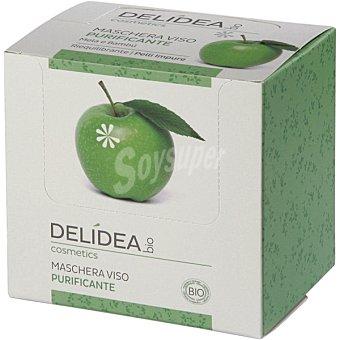 DELIDEA Bio mascarilla facial purificante Envase 20 g
