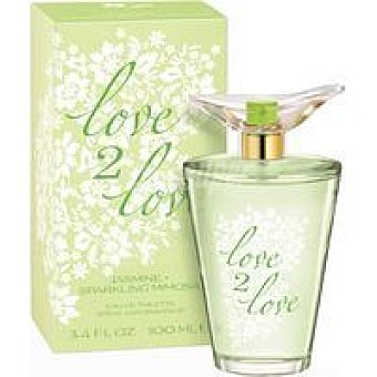 LOVE 2 LOVE Colonia Green 100 ml