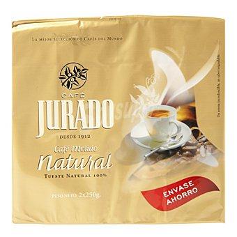 Jurado Café molido natural 500 g