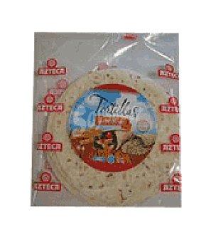 Azteca Foods Tortilla de trigo multicereales 8 uds 325 g