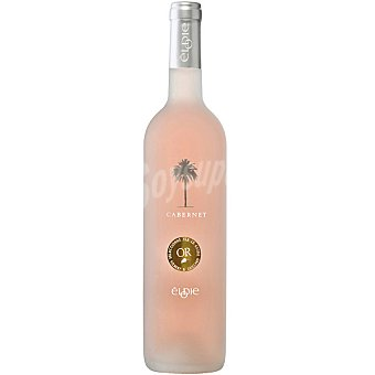 ELODIE Canterelle Vino rosado cabernet Pays du Var Francia Botella 75 cl