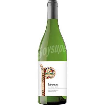 INTRAMURS Vino blanco D.O. Conca de Barberá Botella 75 cl