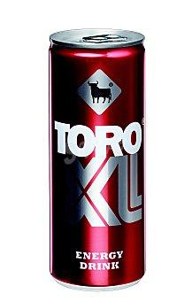 TORO XL Bebida energética Energy Drink Lata 25 cl