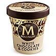 Helado white chocolate & cookies tarrina 300 gr Tarrina 300 gr Magnum Frigo