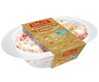 Argal Ensalada de cangrejo ligera sin gluten Tarrina 240 g