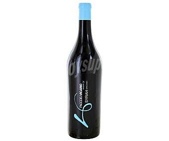 PAGO DEL VICARIO Vino tinto syrah y graciano de la tierra de Castilla botella de 75 centilitros