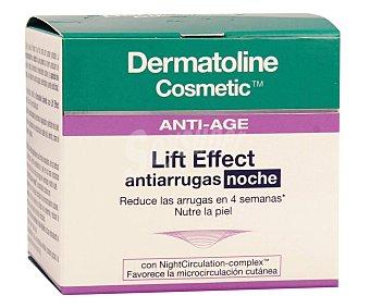 Dermatoline Crema antiarrugas de noche 50 ml