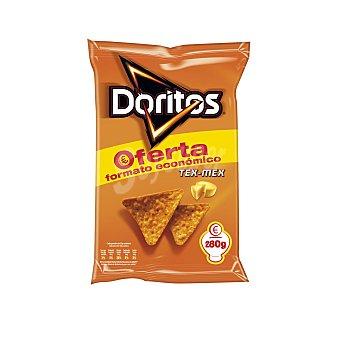 Doritos Triángulos Tex-Mex de maíz tostados al horno 280 g