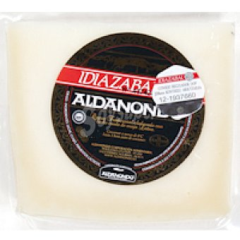 D.O. ALDANONDO Queso Idiazabal natural 250 g