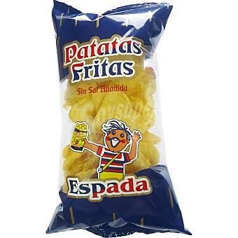 ESPADA Patatas fritas sin sal añadida Bolsa 150 g