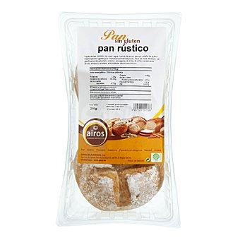 Airos Pan Rustico - Sin Gluten 200 g