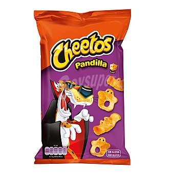Matutano Cheetos Aperitivo frito con sabor a queso Pandilla 75 g