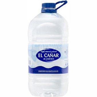 EL CAÑAR Agua de Jaraba Garrafa 5 litros