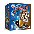 Conos triple chocolate Caja 4 u x 110 ml Maxibon Nestlé