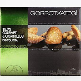 Gorrotxategi Tejas-cigarrillos de Tolosa Caja 250 g