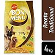 Pienso para perro adulto Bon Menú Receta 4 kg Mediterránea