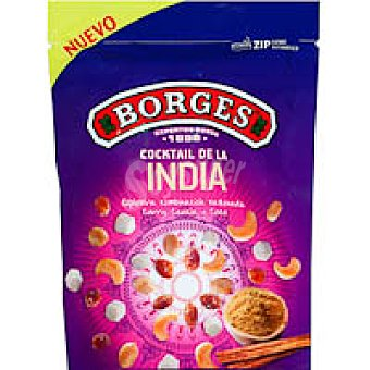 Borges Cocktail frutos secos India Bolsa 100 g