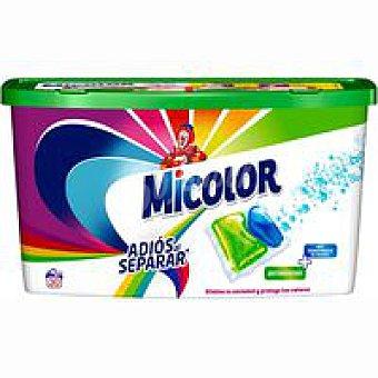 Micolor Detergente en cápsulas Caja 30 dosis
