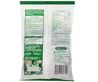 Auchan Caramelos con edulcorantes y extractos de plantas 150 gramos