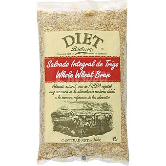 Diet Rádisson Salvado integral de trigo Envase 200 g