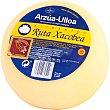 queso elaborado con leche pasteurizada de vaca D.O.P Arzúa Ulloa pieza 650 g Ruta Xacobea