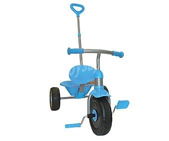 KAME Mi primer triciclo, triciclo evolutivo con asidero color azul 1 unidad