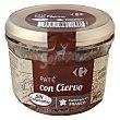 Paté de ciervo 180 g Carrefour