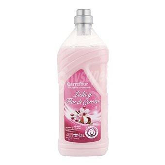 Carrefour Suavizante concentrado lichi y flor de cerezo 80 lavados