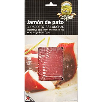 Martiko Jamón pato en lonchas Sobre 100 g