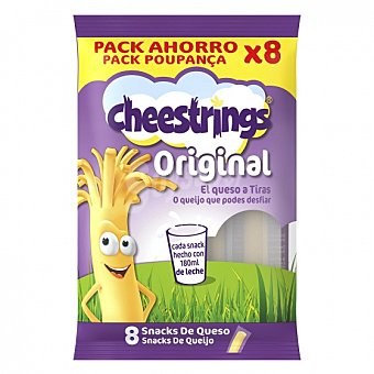 Cheestrings Queso infantil 160 g