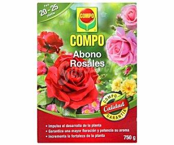Compo Abono granulado especial para todo tipo de rosales 0.75 kilogramos