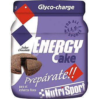 NUTRISPORT Energy Cake sabor chocolate  Bote de 560 g