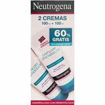 NEUTROGENA Crema hidratante Pack 2x100 ml
