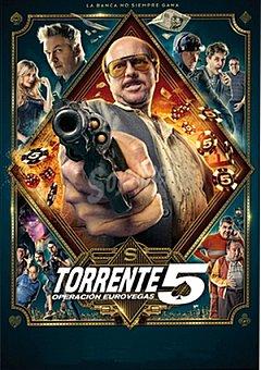 Warner Torrente 5 DVD 1 ud