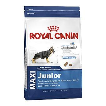 Royal Canin Pienso para perros cachorros raza grande Maxi Junior 15 Kg