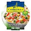 Ensalada de arroz y palitos de mar 240 g Carretilla