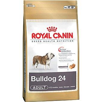 ROYAL CANIN ADULT Bulldog Producto especial para perros de raza bulldog adulto bolsa 3 kg Bolsa 3 kg