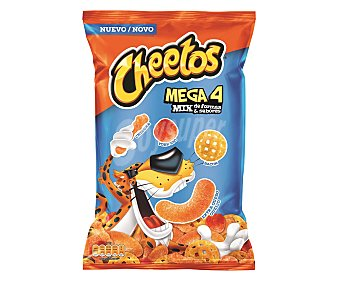 Cheetos Matutano Mezcla de aperitivos de maíz 180 gramos