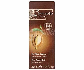 NATURELLE d´ARGÁN Aceite de Argán Natural 50 Mililitros