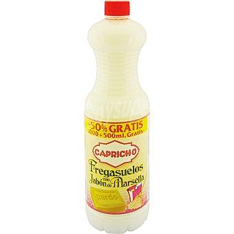 Capricho Friega suelos al jabón Marsella Botella 1 l
