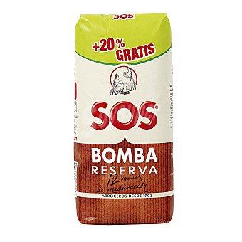 Sos Arroz bomba Paquete 1 Kg