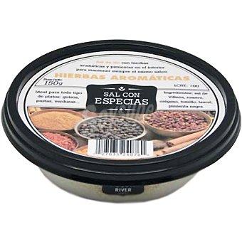 FOSSIL RIVER sal con hierbas aromáticas Envase 150 g