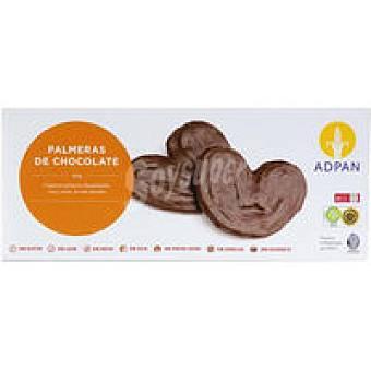 Adpan Palmera de chocolate 2 unid