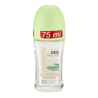 Babaria Desodorante spray sin alcohol con Aloe Vera 200 ml