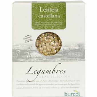 Burcol Lenteja castellana al vacio Paquete 500 g