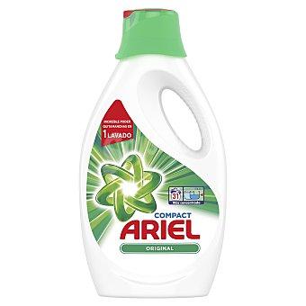 Ariel Original Compact detergente máquina líquido Botella 31 dosis