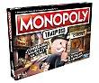 Juego de mesa de estrategia Tramposo, de 2 a 6 jugadores HASBRO.  Monopoly