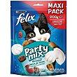 Purina Felix Snacks para Gatos Party Mix Seaside Mix 200 g Purina Felix